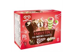 "6 Mini Pack ""Family Fun"""